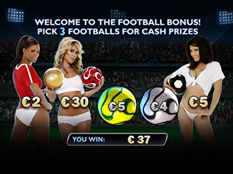 Play Benchwarmer Football Girls Online