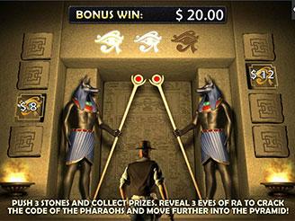 Play Daring Dave & The Eye Of Ra Slots Online