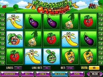 Play Farmers Market Slots Online