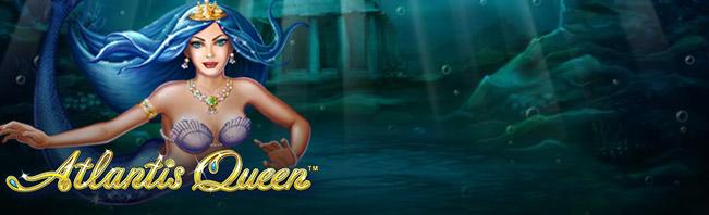 Atlantis Queen Slots
