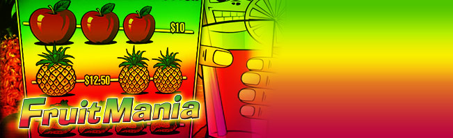 Fruitmania Slots