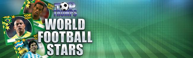 Top Trumps World Football Stars  Slots