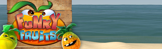 Funky Fruits Farm Slots
