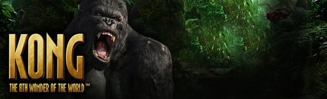 Kong the Eighth Slots