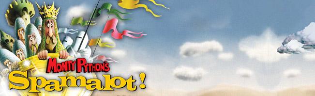Monty Python's Spamalot Pokies