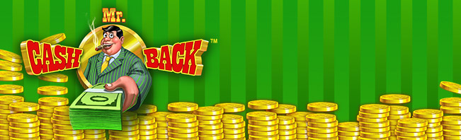 Mr. Cashback Pokies