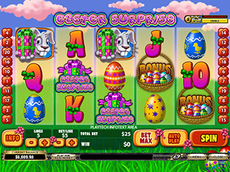 Play Easter Surprise Online Pokies