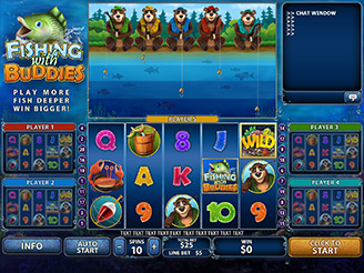 Play Fishing With Buddies Online Pokies