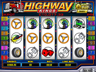 Play Highway Kings Online Pokies