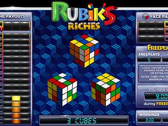 Play Rubik's Riches Arcade Online