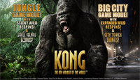 Kong The Eight Wonder of the World Slots