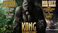 Kong The Eighth Wonder Of The World Slots