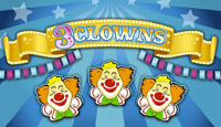 Three Clowns Scratch Card