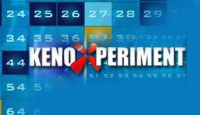 Keno Xperiment Arcade Game