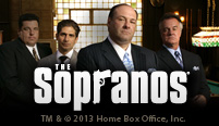 The Sopranos Spielautomaten