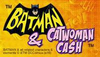 Batman and Catwoman Slots
