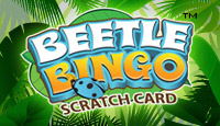 Beetle Bingo Scratch Card