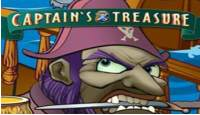 Captain's Treasure Online Pokies