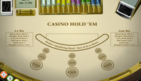 Casino Hold'Em Blackjack
