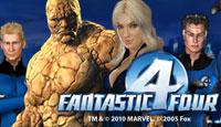 Fantastic Four Lošimo automatai