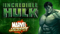 Hulk with Marvel Jackpot Spielautomaten