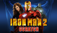 Iron Man Scratch Card