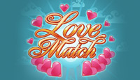 Love Match Scratch Card