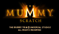 Mummy Scratch Cards