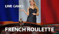 Live French Roulette