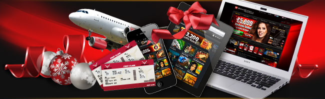 casino christmas promotions