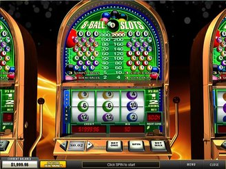 Play 8 Ball Slots Online Pokies