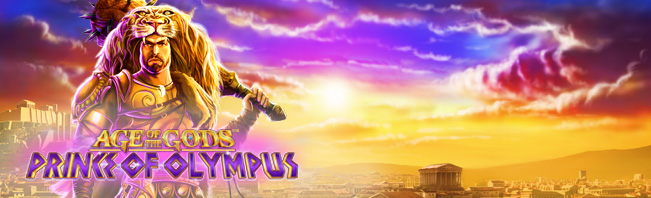 Age of the Gods: Prince of Olympus Slots