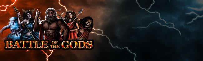 Battle of Gods Spielautomaten