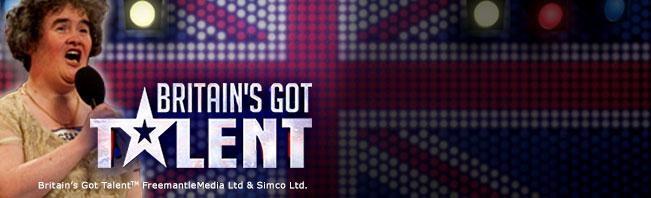 Britain's Got Talent Slots