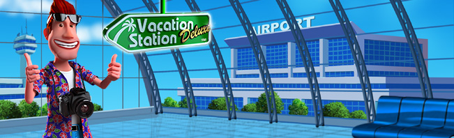 Vacation Station Deluxe Spielautomaten