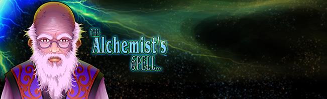 The Achemist's Spell Spielautomaten