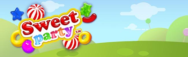 Sweet Party Spielautomaten