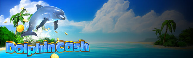 Dolphin Cash Spielautomaten