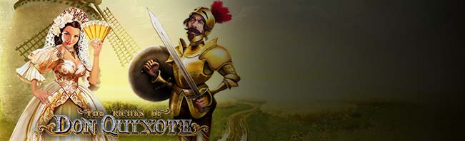 The Riches of Don Quixote Slots