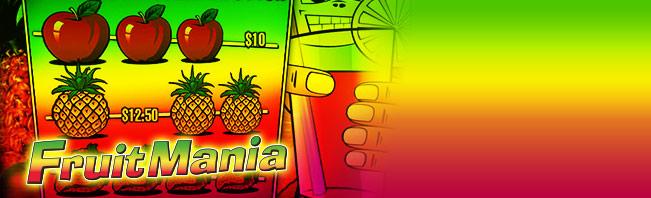 Fruitmania Spielautomaten
