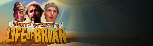 Monty Python's Life of Brian Slots