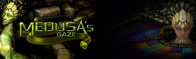 Medusa's Gaze Arcade Game