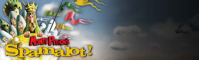 Monty Python's Spamalot Slots