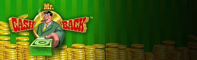 Mr. Cashback Slots