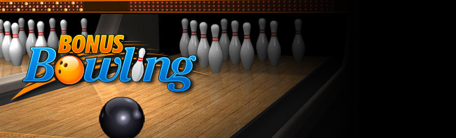 Bonus Bowling Arcade Game