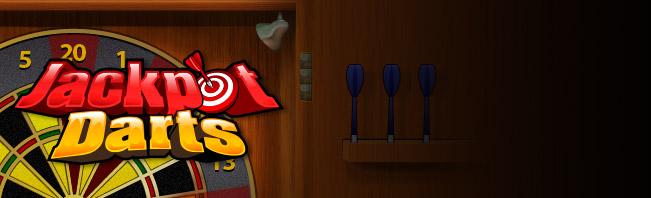 Jackpot Darts Arcade Game
