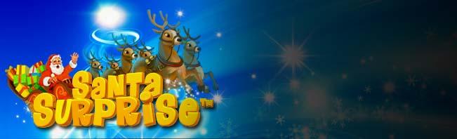 Santa's Surprise Slots