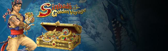 Sinbad's Golden Voyage Slots
