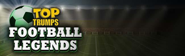 Top Trumps Football Legends Slots
