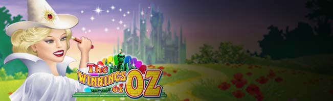 The Winnings of Oz Slots